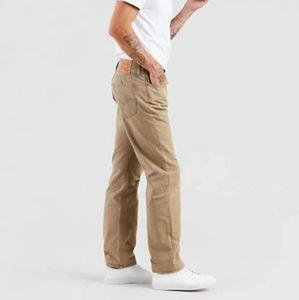 Levi's 514 Straight Fit Khakis